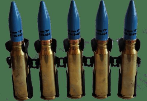 20mm Artillery Ammunition