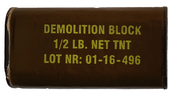Demolition Block